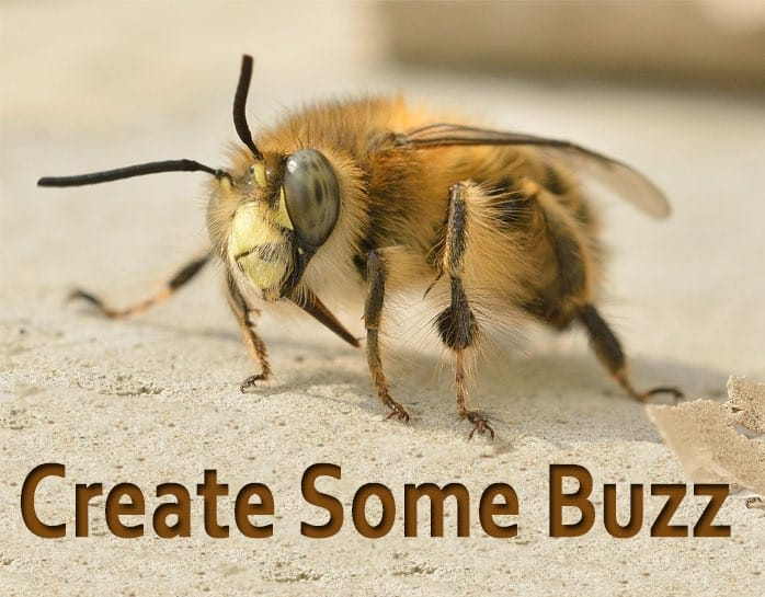 nine ways to create more buzz about your business