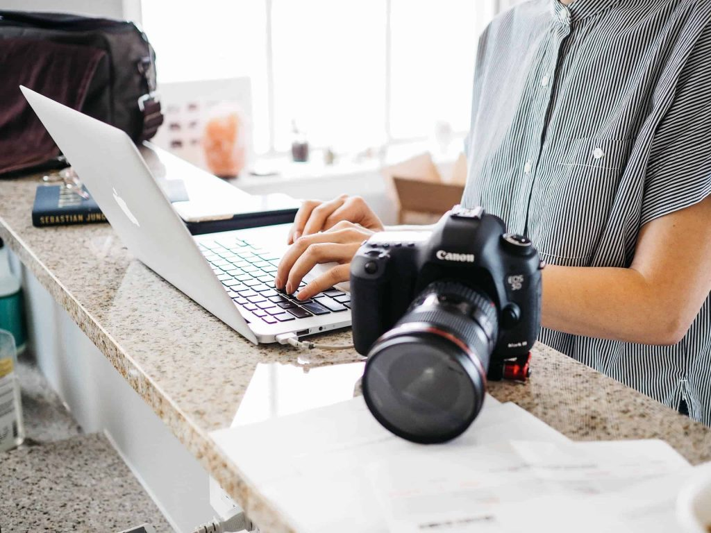 reality of a photography business