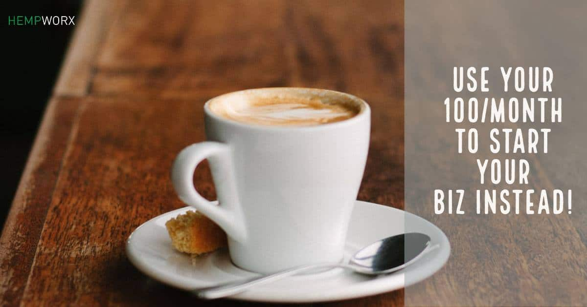 CBD Oil in coffee is a great way to enjoy the benefits